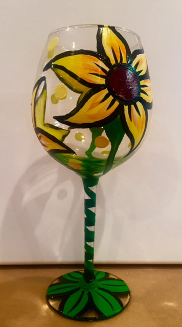 wineglasssunflower